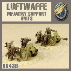 AX438 LUFTWAFFE INFANTRY SUPPORT UNITS