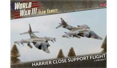 TBBX15 Harrier Close Air Support Flight (Plastic)