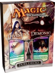 Divine Vs. Demonic Duel Deck