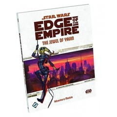 Star Wars: Edge of the Empire RPG - The Jewel of Yavin
