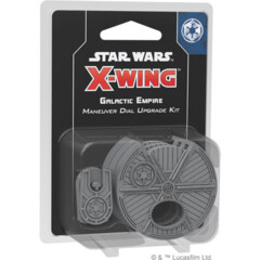 SWZ10 X-Wing (2nd Edition): Galactic Empire Maneuver Dial Upgrade Kit