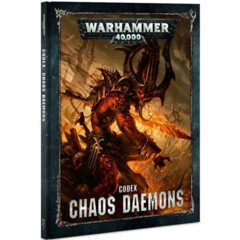(97-02) Codex - Chaos Daemons