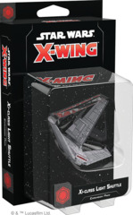 (SWZ69)   Star Wars X-Wing: 2nd Edition - Xi-class Light Shuttle Expansion Pack