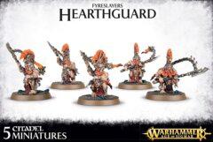 (84-24) Fyreslayers Hearthguad / Berzerkers