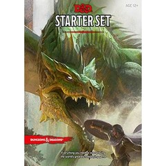 (WOCA9216) Dungeons and Dragons 5th Edition RPG: Starter Set