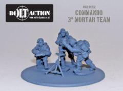 British: Commando 3'' Mortar Team
