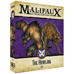 WYR23423 Malifaux 3E: Neverborn - The Howling