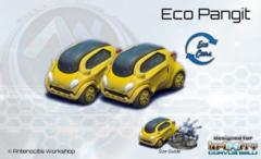 Antenocitis Workshop Limited:  Vehicles: Eco Pangit City Car (2)