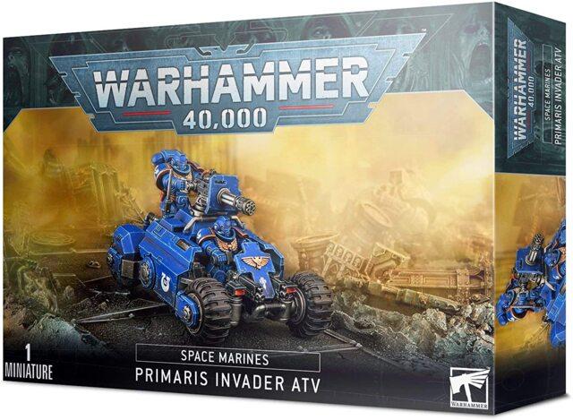 (48-50) Primaris Invader ATV