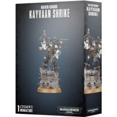 (48-89) Raven Guard - Kayvaan Shrike