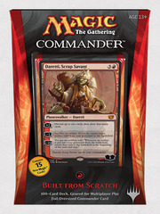 Commander 2014 Deck - Built from Scratch (Red)