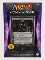 Commander 2014 Deck - Sworn to Darkness (Black)