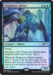 Prognostic Sphinx (2015 Core Set Clash Pack Promo)