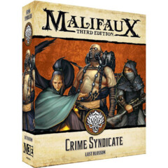 WYR23706 Malifaux 3E: Ten Thunders - Crime Syndicate