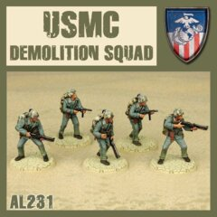 AL231 USMC DEMOLITION AQUAD