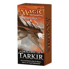 Dragons of Tarkir Event Decks