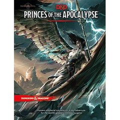 (WOC2436) 5th Edition RPG: Elemental Evil - Princes of the Apocalypse