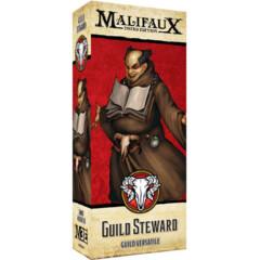 WYR23126 Malifaux 3E: Guild - Guild Steward
