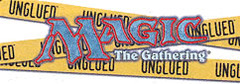 Unglued Complete Set Near mint