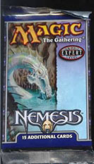 Nemesis Booster Pack