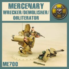 ME700  WRECKER / DEMOLISHER / OBLITERATOR