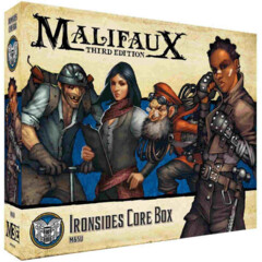 WYR23312 Malifaux 3E: Arcanists - Ironsides Core Box (Preorder)
