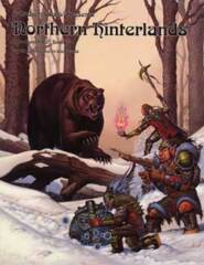 PAL467 Palladium RPG Book 13: Northern Hinterlands