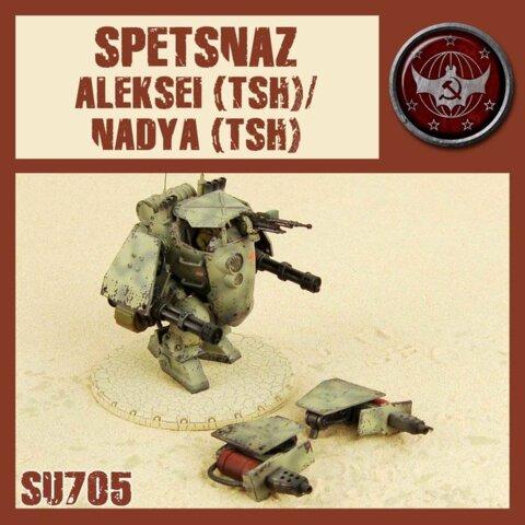 SU705  ALEKSEL  /  NADYA