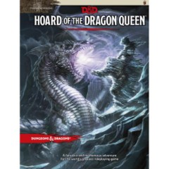 (WOCA9606) Dungeons and Dragons 5th Edition RPG: Hoard of the Dragon Queen