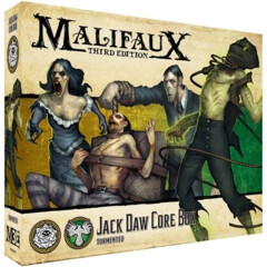 WYR23522 Malifaux 3E: Outcasts/Resurrectionists - Jack Daw Core Box