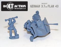 German Army 3.7cm Flak 43