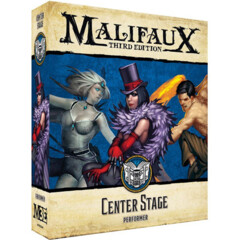 WYR23304 Malifaux 3E: Arcanists - Center Stage