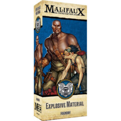 WYR23323 Malifaux 3E: Arcanists - Explosive Material