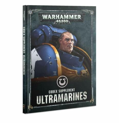 (53-26) Codex Supplement: Ultramarines