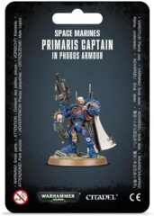 (48-68) Space Marines Primaris Captain in Phobos Armour