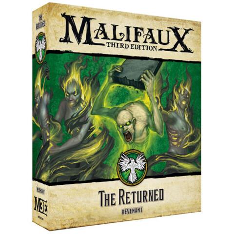 WYR23221 Malifaux 3E: Resurrectionists - The Returned