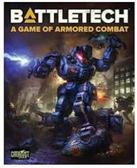 Battletech-  A Game of Armored Combat