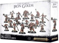 (83-34) Slaves to Darkness Iron Golem6