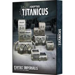 (400-10) Adeptus Titanicus: Civitas Imperialis