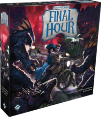 Arkham Horror: Final Hour Expansion