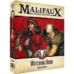 WYR23122  Malifaux 3E:Witching Hour