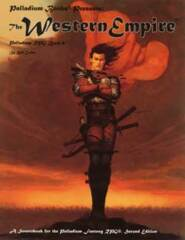 PAL462 Palladium RPG Book 8: The Western Empire