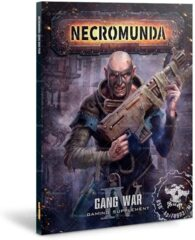 (300-23) Necromunda: Gang War 4 Gaming Supplement