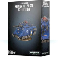 (48-55) Space Marines Primaris Repulsor Executioner