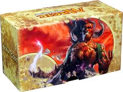 Born of the Gods 500ct Empty Fat Pack Box