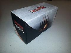 Origins Empty Fat Pack Box