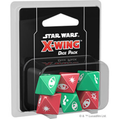 SWZ05 X-Wing (2nd Edition): Dice Pack