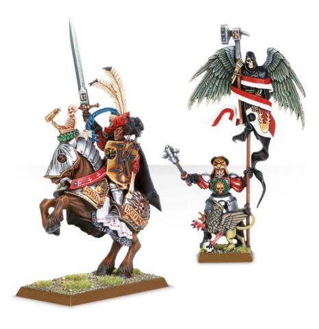 Empire General / Freeguild General