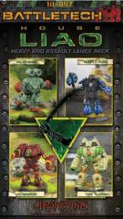 10-047 House Liao Heavy-Assault Lance Set