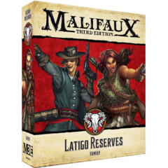 WYR23120 Malifaux 3E: Guild - Latigo Reserves